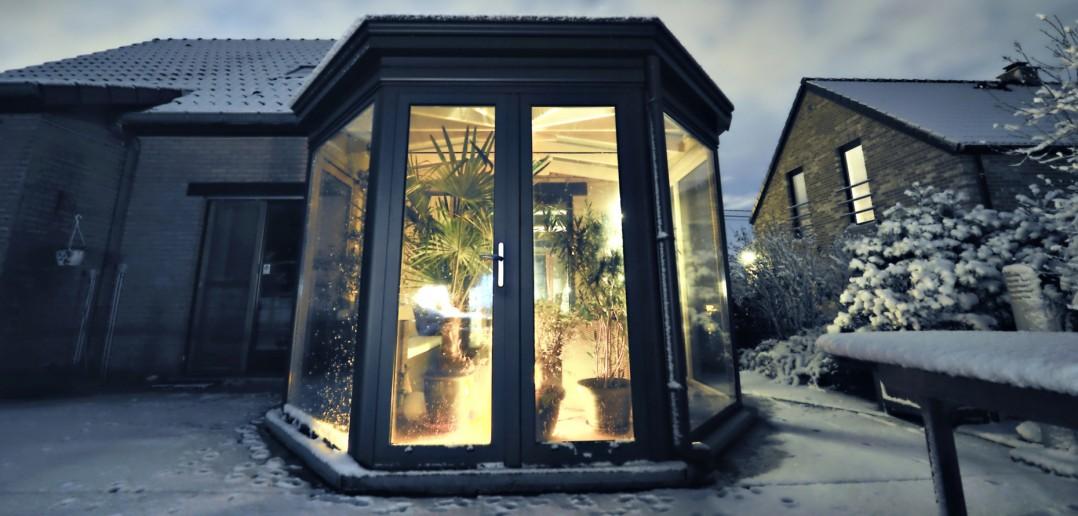 les solutions de vitrage pour l isolation d une v randa veranda de france. Black Bedroom Furniture Sets. Home Design Ideas