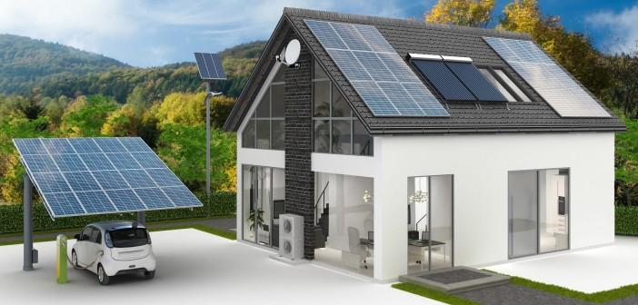 Visite d'une maison écologiquement parfaite